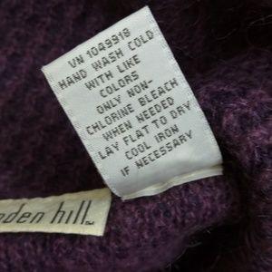 linden hill Sweaters - Linden Hill warm purple turtle neck sweater XL